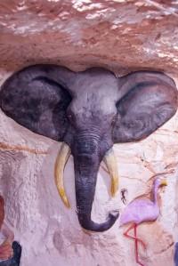 Słoń zagra na fujarce